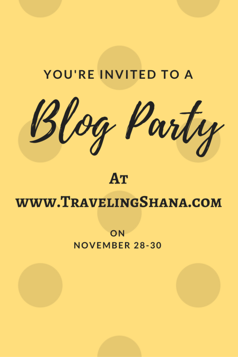 My Blog Party